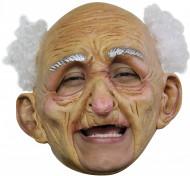 alter Mann Maske Halloween für Erwachsene