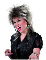 Punk-Perücke für Damen