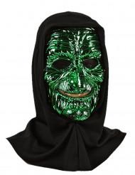Hexen-Maske Halloween für Erwachsene