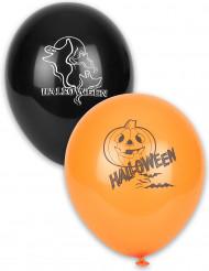 12 Halloween Luftballons