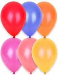 24 Luftballons - verschiedene Farben