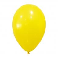 24 Luftballons - gelb