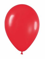 24 Luftballons - rot