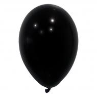 24 Luftballons - schwarz