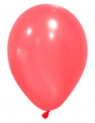 12 Luftballons - rot