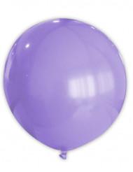 Riesiger violettfarbener Luftballon