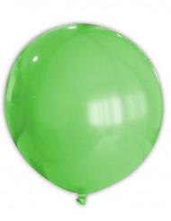 Riesiger grüner Luftballon