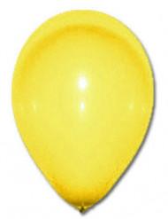 Luftballons  Gelbfarbig 27cm