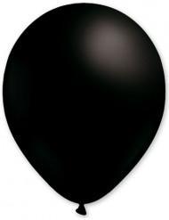 Luftballons Schwarz 27cm
