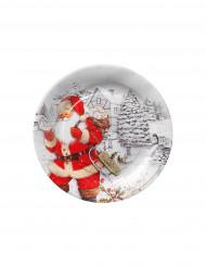 Große Teller Weihnachten