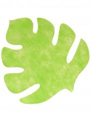 4 Tischsets grünes Blatt 35x40 cm