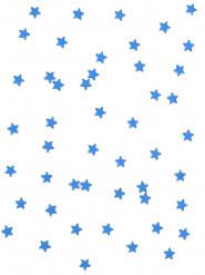 48 türkisfarbene Sterne