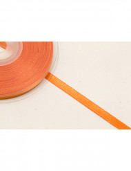 Satin-Band - orange