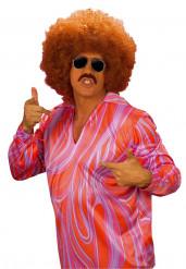 Rotes Disco-Outfit für Herren