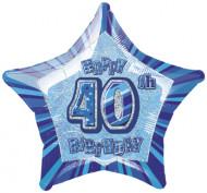 Luftballon 40. Geburtstag