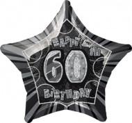 Stern Luftballon - 60 Jahre