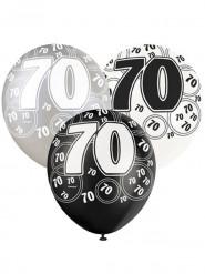 6 Luftballons70 Jahre