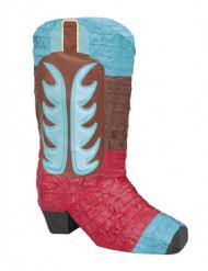 Cowboy-Stiefel-Piñata