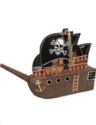 Piratenschiff-Piñata
