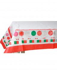 Besinnliche Weihnachts-Tischdecke