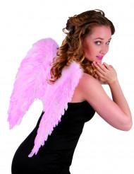 Flügel rosa für Erwachsene