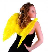 Flügel gelb für Erwachsene