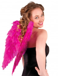 Flügel für Erwachsene pink 50x50 cm