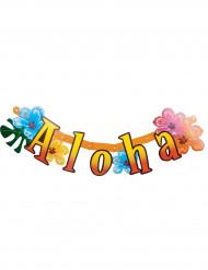Beweglicher Aloha Hawaii-Banner