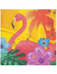 12 Hawaii-Servietten