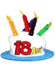 Geburtstagshut zum 18!