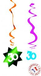 6 Hängedekos - 30 Jahre