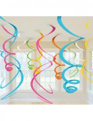Mehrfarbige Hänge-Dekoration