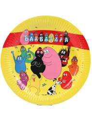 6 Pappteller Barbapapa™