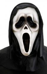 Leuchtende Geister-Mörder-Maske für Erwachsene