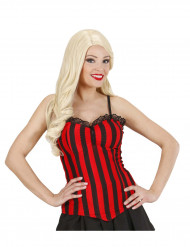 Kabarett Kostüm Korsagenkleid