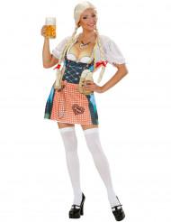 Bayerische Schürze für Erwachsene