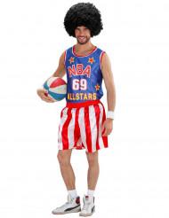 NBA-Basketballspieler-Kostüm für Herren