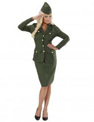 Soldatinnen-Kostüm für Damen
