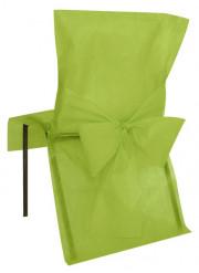 10 grüne Hussen