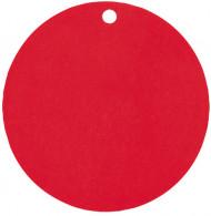 10 Platzkarten rot