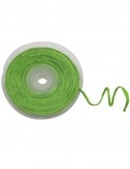 Bastband grün mit Draht