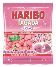 Haribo Bonbons - Tagada pink
