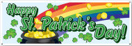 Schild St. Patrick's Day