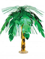Palmen-Tischdeko gelb-grün 45,7 cm