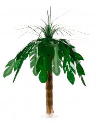 Palmen-Tischdekoration braun-grün 45,7 cm