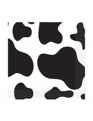 Kuhprint-Servietten 25 cm x 25 cm