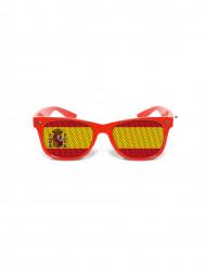Kreative Spanien-Sonnenbrille