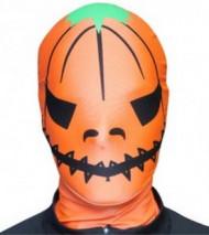 Kürbis Morphsuits™-Maske