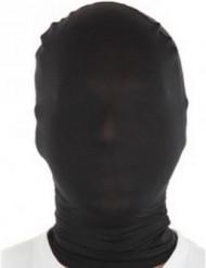 Schwarze Morphsuits™-Maske