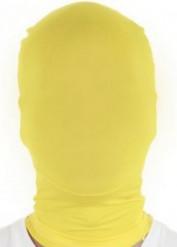 Gelbe Morphsuits™-Maske
